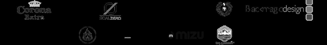 marcas banner web negro